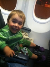 My Top 10 Tips for Surviving a Long-Haul Flight withChildren