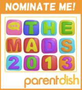 2013 MAD BlogAwards