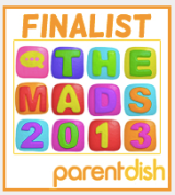 Vote 1: Gammon and Chips! (MAD Blog Awards2013)